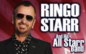More Info for LEGENDARY RINGO STARR AND HIS ALL-STARR BAND