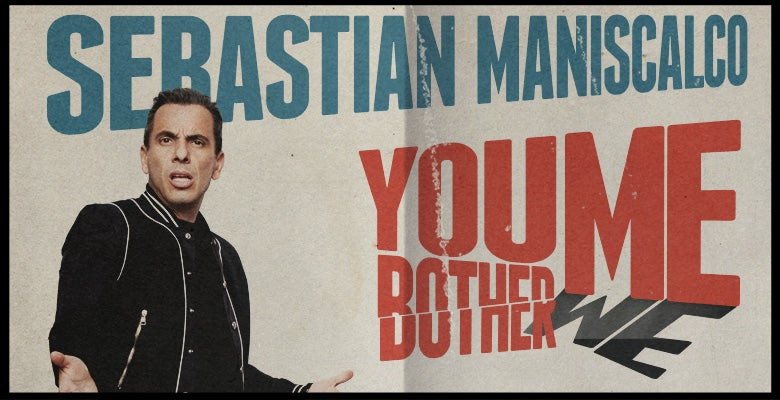 More Info for Second Show Added - Sebastian Maniscalco Comes to DPAC MArch 7, 2020
