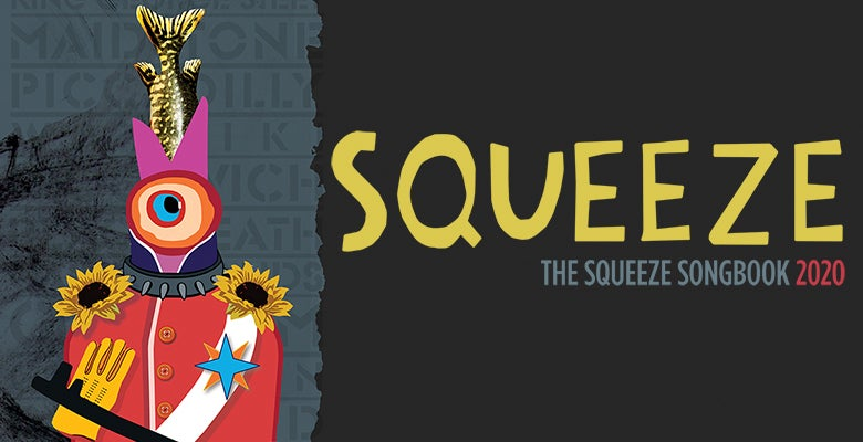 More Info for Squeeze Comes to DPAC on August 23, 2020