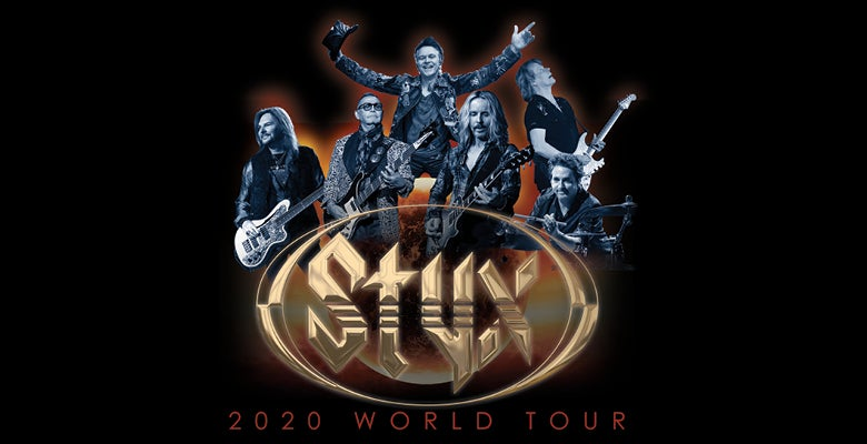 More Info for Styx Returns to DPAC on August 2, 2020