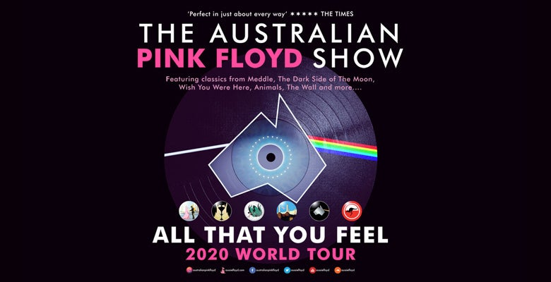 More Info for The Australian Pink Floyd Show Comes to DPAC on September 20, 2020
