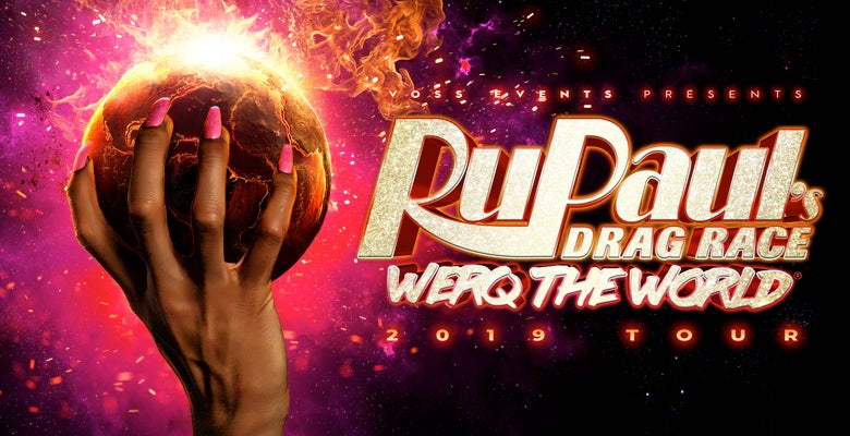 More Info for RuPaul's Drag Race Werq the World Comes to DPAC October 31, 2019