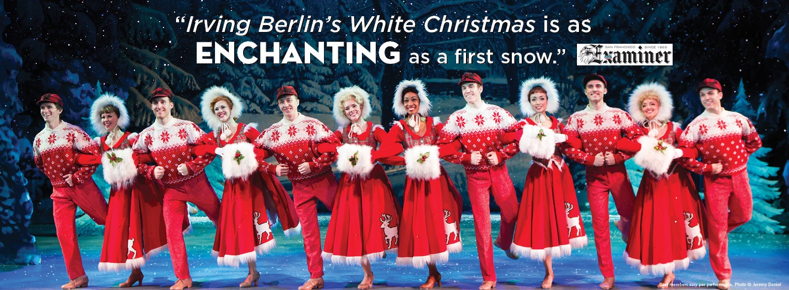 White Christmas Irving Berling.Irving Berlin S White Christmas Dpac Official Site