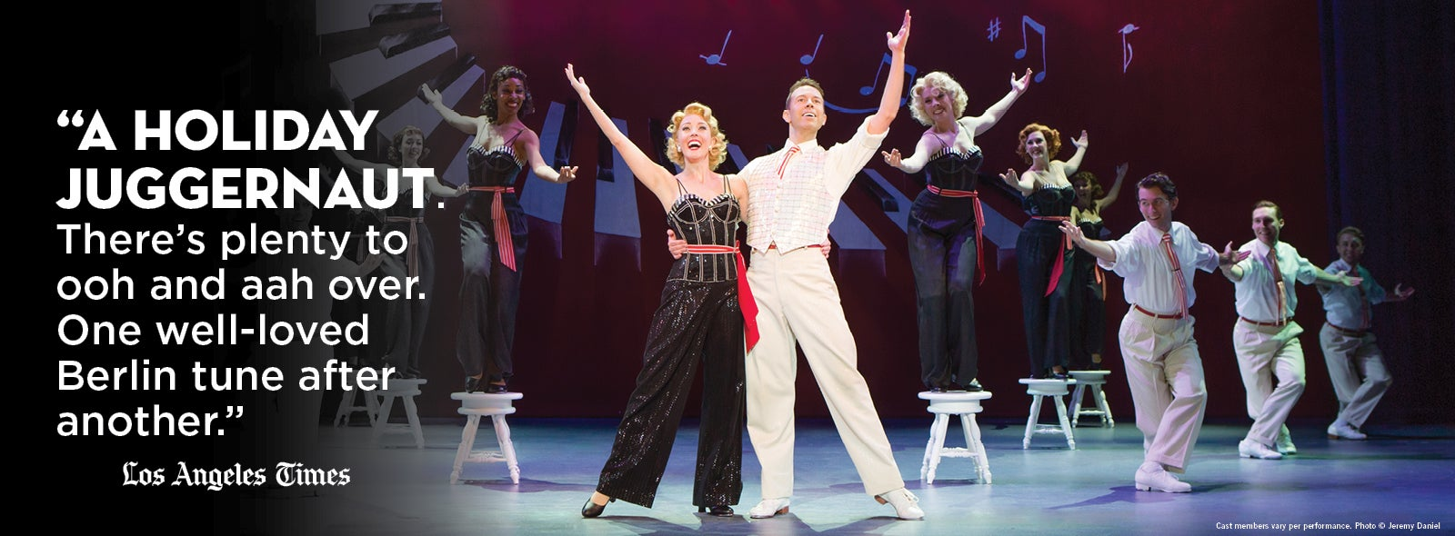 White Christmas Musical.Irving Berlin S White Christmas Dpac Official Site