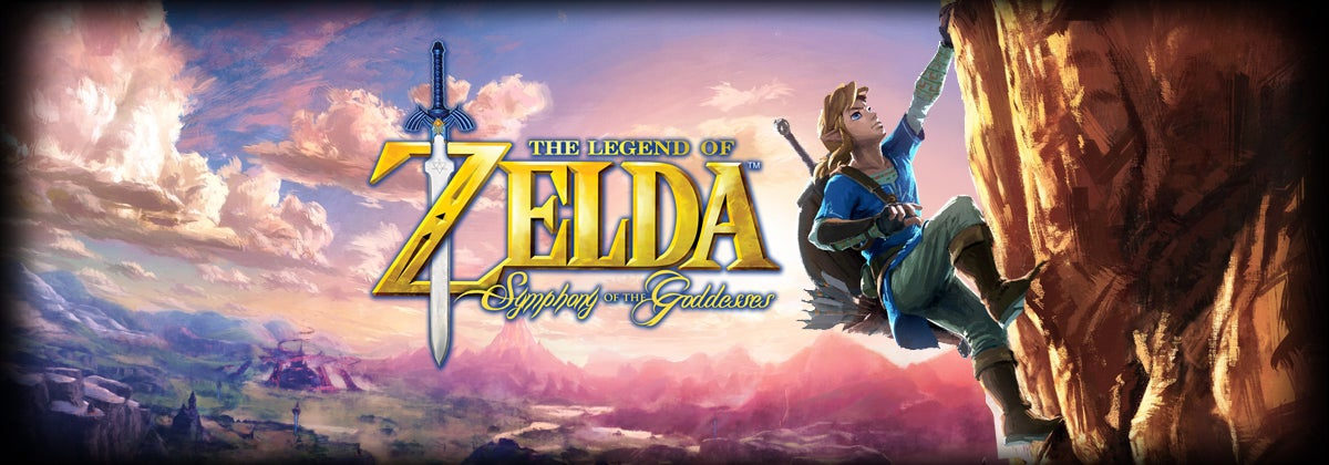 The Legend of Zelda: Symphony of the Goddesses Nov  10 | DPAC